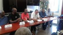 Conférence de presse - Maison du BTP